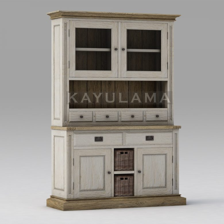 RECYCLED PINE FURNITURE CABINET
