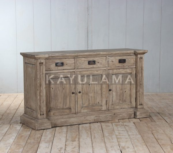 Reclaimed Recycled Pine Cabinet Furniture
