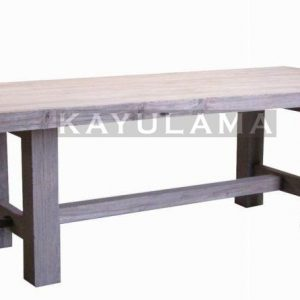 Reclaimed Teak Garden Table ARC-10