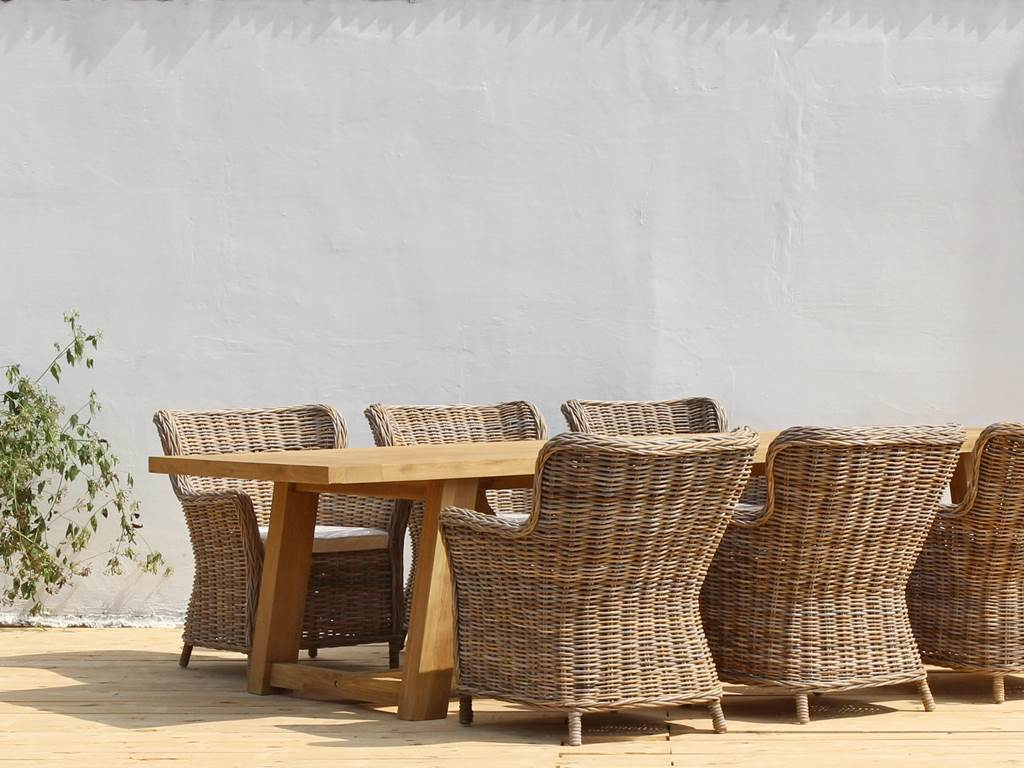 Teak Outdoor Furniture IMG_0702