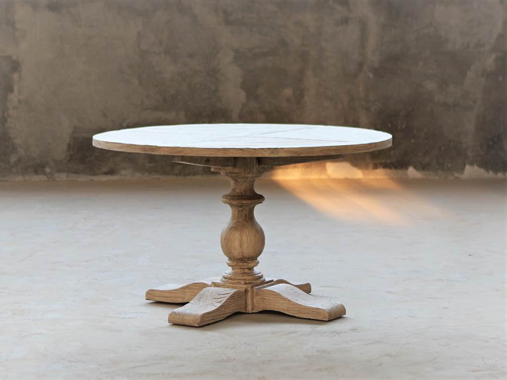 Ellena Round-Mozaic-Table