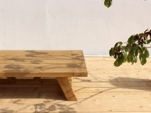 Reclaimed Wood Teak Outdoor Furniture