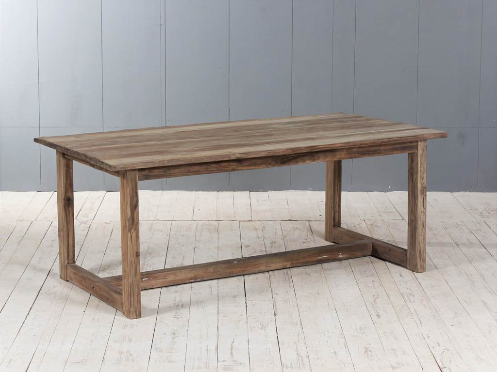D-Shutter dining-table